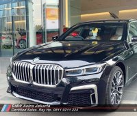 Jual 7 series: All New BMW 730li M Sport Lci Ready Stock Bunga 0% BMW Astra