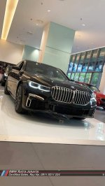 7 series: All New BMW 730li M Sport Lci Ready Stock Bunga 0% BMW Astra (IMG-20191014-WA0047.jpg)