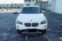Jual X series: 2014 BMW X1 2.0 MATIC Executive putih Bensin Terawat TDP 62 JT