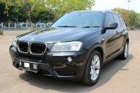 Jual X series: BMW X3 Bensin Xdrive Hitam 2014