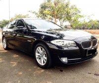 Jual 5 series: BMW 520i F10 2012 BLACK