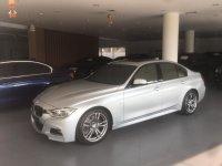 Jual 3 series: BMW 330i M Sport Glacier Silver