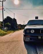 Jual 3 series: Bmw e30 m40 1991 mint condition