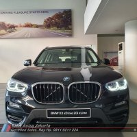 Jual X series: Promo BMW X3 sDrive 2019 Diskon Besar not Mercy GLC