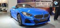 Z series: Ready Stock New BMW Z4 3.0i M Sport Biru 2019 Dealer Resmi BMW Astra (ekterior all new bmw z4 3.0i msport 2019.jpg)