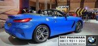 Z series: Ready Stock New BMW Z4 3.0i M Sport Biru 2019 Dealer Resmi BMW Astra (ekterior bmw z4 2019.jpg)
