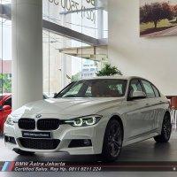 Jual 3 series: Diskon Besar BMW 330i M Sport Shadow 2018 Promo Stock Terakhir