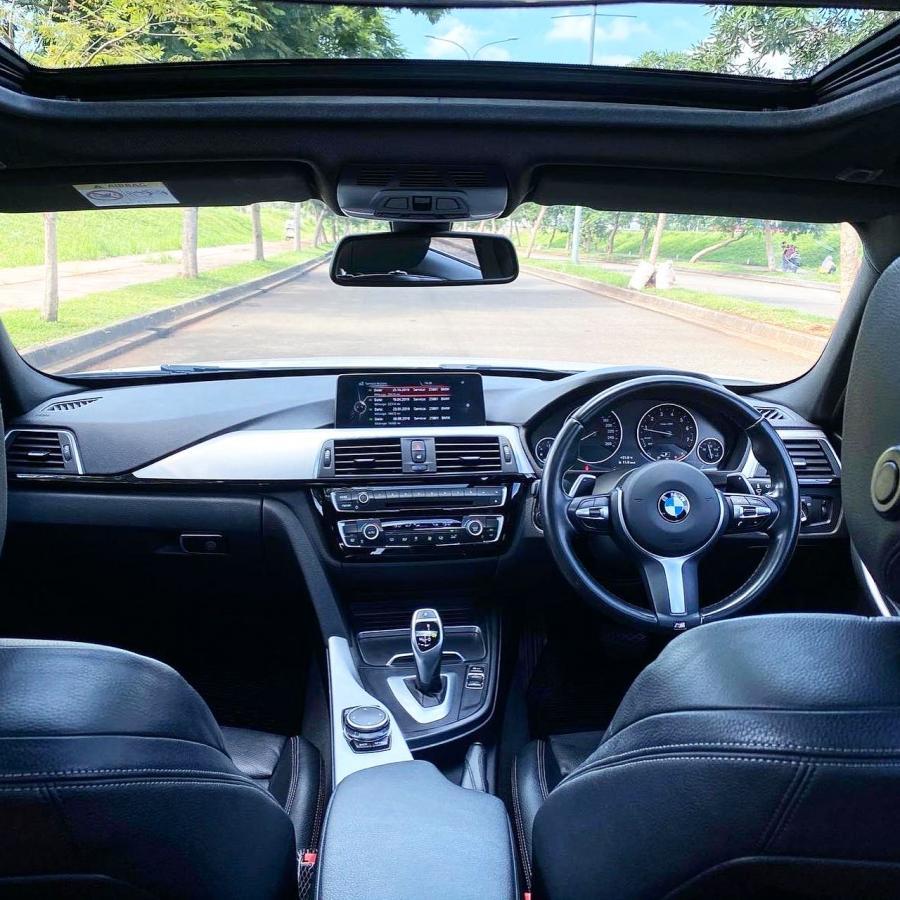 3 Series: BMW 330i M SPORT F30 2016