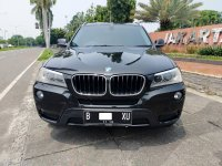 Jual X series: BMW X3 XDRIVE BENSIN AT HITAM 2014
