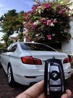 Jual 5 series: bmw 528i odo15ribu facelift lci f10 plat cantik 2015 luxury seri 520i
