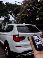 X series: x3 bmw odo10ribu xDrive 2017 isi bensin aja gratis servis maintance (BA21F8C9-17D1-4FE1-997C-DFAB95880827.jpeg)