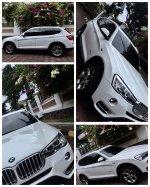 X series: x3 bmw odo10ribu xDrive 2017 isi bensin aja gratis servis maintance (908709F1-98F9-4422-A3A9-BF8C921DB451.jpeg)