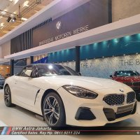 Jual Z series: All New BMW Z4 3.0i M Sport 2020 Putih Dealer Resmi BMW Astra Jakarta
