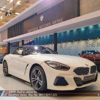 Jual Z series: All New BMW Z4 3.0i M Sport 2021 Putih Dealer Resmi BMW Astra Jakarta