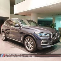 X series: Ready Stock All New BMW X5 4.0i xLine 2021 Dealer Resmi BMW Jakarta