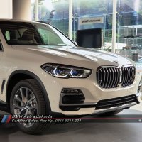 Jual X series: Ready Stock All new BMW X5 4.0i xLine 2021 Putih Promo Bunga 0%