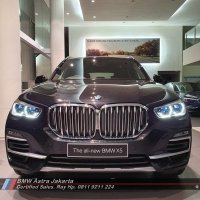 Jual X series: Promo All New BMW X5 4.0i xLine 2020 Hitam Free Voucher Bensin