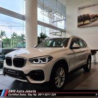 Jual X series: New BMW X3 2.0i sDrive 2021 Putih Dealer Resmi BMW Jakarta