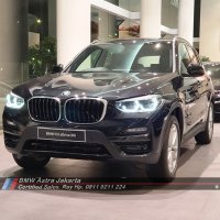 X series: New BMW X3 2.0i sDrive 2020 Hitam Free Voucher Bensin (Not Mercy GLC) (20200120_193216.jpg)