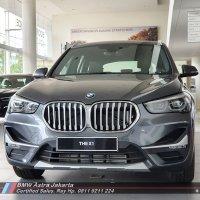 Jual X series: Promo New BMW X1 1.8i xLine Lci 2019 Abu Diskon Besar Bunga 0%