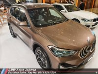 Jual X series: Last Stock New BMW X1 1.8i xLine Lci 2019 Coklat Dealer Resmi BMW