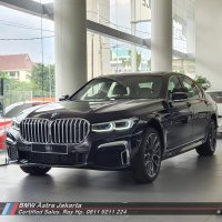 Jual 7 series: Ready Stock All New BMW 730li M Sport 2019 Free Voucher Bensin