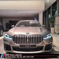 Jual 7 series: Promo All New BMW 730li M Sport G12 2019 Dealer Resmi BMW Jakarta
