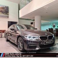 Jual 5 series: Promo All New BMW 530i M Sport G30 2019 Dealer Resmi BMW Jakarta
