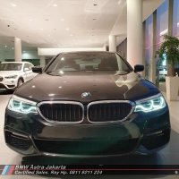 Jual 5 series: All New BMW 530i M Sport G30 2019 Promo Harga Terbaik