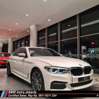 Jual 5 series: New BMW 530i M Sport G30 2019 Harga Terbaik Dealer BMW Jakarta