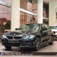 Jual 3 series: Promo All New BMW 320i Sport G20 2020 Bunga 0% dan Free Voucher Bensin