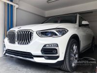 Jual X series: BDG THE ALL NEW BMW X5 xDRIVE 40i xLINE G05 NIK 2020 ALPHINE WHITE.