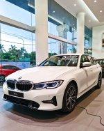 Jual 3 series: BMW 320i Sport G20 NIK 2020 Gratis Voucher Bensin & Extended Warranty