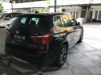 X series: Dijual mobil BMW X3 tahun 2015 sangat istimewa