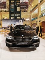 5 series: JUAL NEW BMW 520i Product Improvement 2019, DP di bawah 100 juta!!