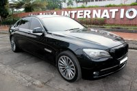 Jual 7 series: BMW 730I AT HITAM 2010