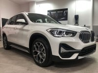 Jual X series: PROMO THE NEW BMW X1 18i sDRIVE xLINE LCI FACELIFT MODEL 2020 WHITE