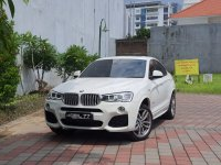 Jual X series: BMW X4 Coupe XDrive 28i Msport 2015