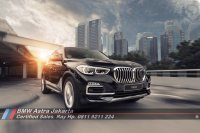 Jual X series: New BMW X5 4.0i xLine xDrive 7-Seater 2021 Dealer BMW Astra Jakarta