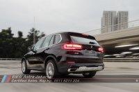 X series: New BMW X5 4.0i xLine xDrive 7-Seater 2021 Dealer BMW Astra Jakarta (THE X5_rear_BMW CHOOSE YOUR X 2021.jpg)