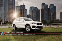 Jual X series: New BMW X3 Sunroof 2021 - Jaminan Harga Terbaik BMW Astra Jakarta