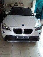 X series: Dijual mobil BMW Series X1 Sdrive 18i maticPutih