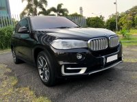 Jual X series: BMW X5 BENSIN 3.5 AT REDWINE 2015