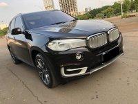 Jual X series: BMW X5 REDWINE BENSIN 3.5 2015