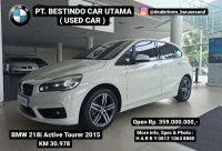 2 series: Jual BMW 218i Active Tourer 2015, Special Condition (IMG_20210704_114641.jpg)