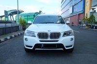 Jual X series: 2012 BMW X3 X-Drive30i matic Antik suv NIK2011 TDP 197JT
