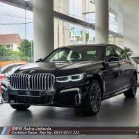 Jual 7 series: Ready Stock New BMW 730li M Sport 2021 Dealer Resmi BMW Astra Jakarta