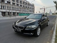 5 series: BMW 520D (Diesel) A/T 2013/14, Hitam seperti baru (4.jpg)