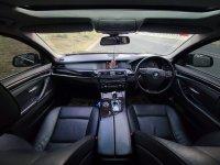 5 series: BMW 520D (Diesel) A/T 2013/14, Hitam seperti baru (8.jpg)
