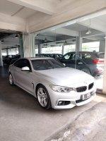 4 series: JUAL BMW 435i Coupe 2014, Low Kilometer